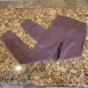 """Lululemon's In Movement tight 25"""" Everlux leggings"""